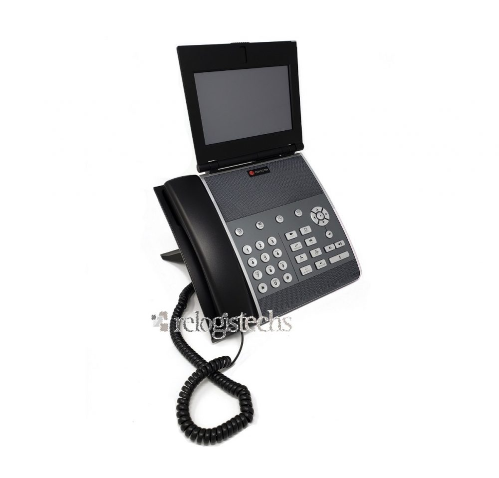 Polycom® VVX® 1500 D Dual Stack Business Media Phone