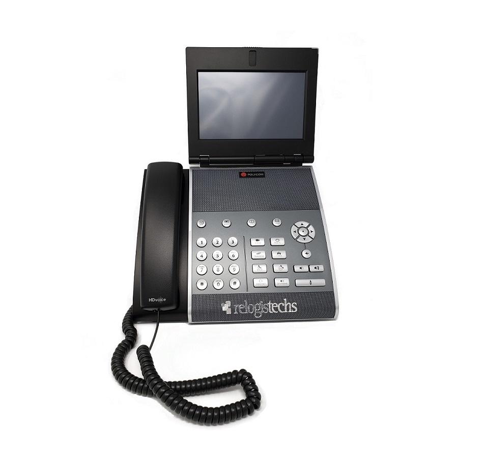Polycom® VVX® 1500 D Dual Stack Business Media Phone – Relogistechs
