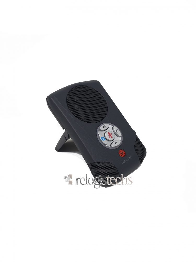 Polycom Communicator C100S-Grey USB Speakerphone for Skype