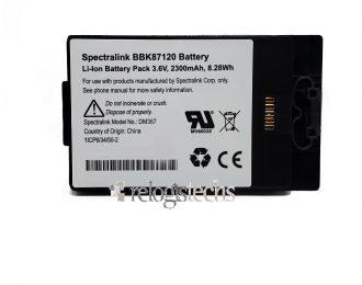 Spectralink 87440 Standard Battery